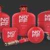 Detección y Supresión de Incendios