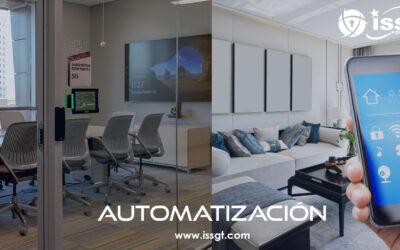 ¡¡Imagina Tener el Control de tu Casa u Oficina Desde tu Móvil!! Con Nuestros Sistemas de Automatización